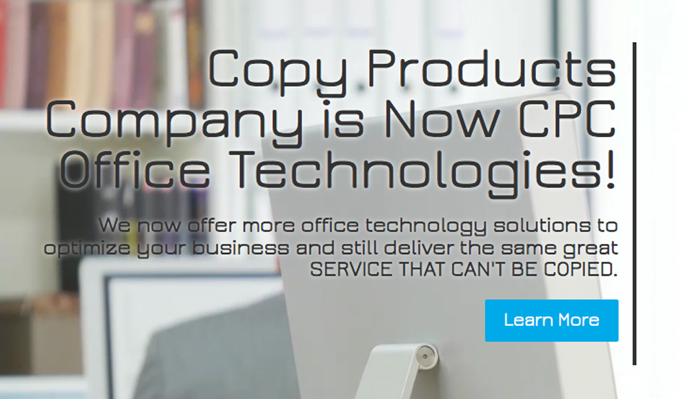 Copy Products Company